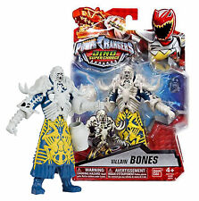 POWER RANGERS DINO SUPERCHARGE: VILLAIN BONES MINT ON CARD