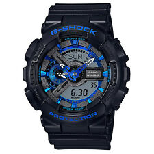 NEW Casio G-Shock Men's Chronograph Quartz Watch - GA-110CB-1A