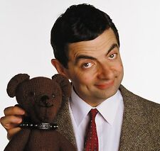Mr. Bean # 10 - 8 x 10 Tee Shirt Iron On Transfer with Teddy