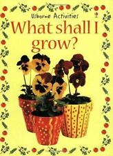 What Shall I Do Today?: What Shall I Grow? by Ray Gibson (1997, Paperback)