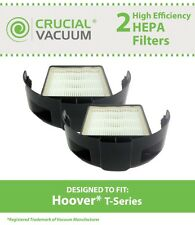2 Hoover Windtunnel T-Series HEPA Style Filters, Part # 303172001 & 303172002