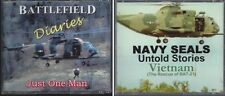 """2  INCREDIBLE VIETNAM WAR DVDS ON THE """"BAT-21"""" DOWNED PILOT RESCUE MISSION"""