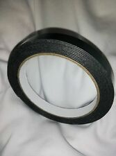 NUMBER PLATE Sticky tape,fier,fixing,Strong Double Sided foam roll 12x1MMx2.5M