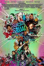 Suicide Squad - original DS movie poster - D/S 27x40 - Final