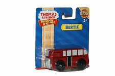 BERTIE the BUS Thomas Tank Engine Wooden Railway NEW IN BOX