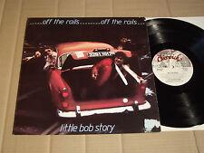 LITTLE BOB STORY - OFF THE RAILS - LP