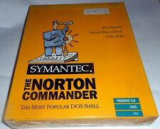 THE NORTON COMMANDER SYMANTEC THE MOST POPULAR DOS SHELL Version 4.0 DOS 3 1/2""