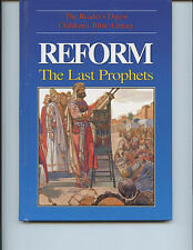 """1987 """"REFORM: THE LAST PROPHETS"""" CHRISTIAN BOOK BY ANNE DE GRAAF (33 PAGES)"""