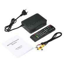 Digital Terrestrial Receiver DVB-T2 HD 1080P Smart TV Box H.264 / MPEG-2/-4 A2Y3