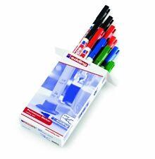 edding 404 Permanentmarker Rundspitze Strichstärke: ca. 0,75 mm 10 Stifte im Set