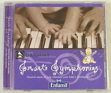 SEALED NEW CD Smart Symphonies Classical Music Baby Infant Brain Development