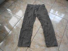 H9091 levis 751 jeans w33 l30 marrón bien