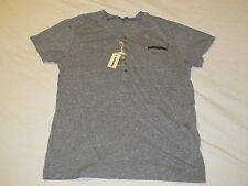 NWT DIESEL Gray Speckled T-ERATO 50/36/14 T-Shirt Size XL Cool Shirt $68 MSRP
