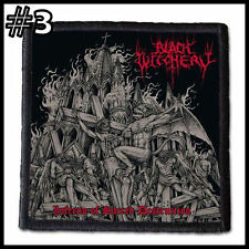 BLACK WITCHERY   --- Patch / Aufnäher --- Various Designs
