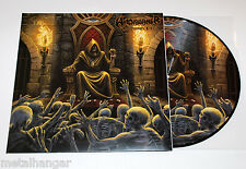 Witchburner 'Bloodthirsty Eyes' 250cop Pic LP Picture Disc Vinyl Record Slayer