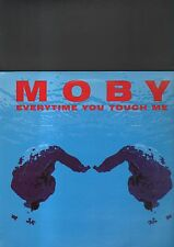 """MOBY - everytime you touch me EP 12"""""""