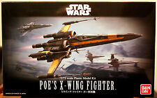 Star Wars Poes X - Wing Fighter, 1:72, Bandai 10500 neu 2017