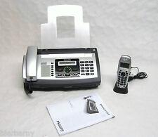 PHILIPS Magic 5 Eco Voice DECT Faxgerät Fax Anrufbeantworter Mobilteil NEU OVP