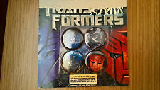Rare Collection of 4 Transformers Lapel Badges