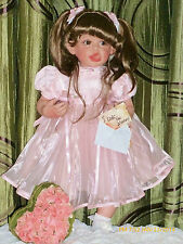 FAYZAH SPANOS DOLL '''' MOMMY SEALED WITH A KISS ''''