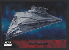 Topps Star Wars - The Force Awakens - Base Card # 55 The Finalizer