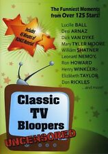 Best of TV Bloopers DVD Region 1