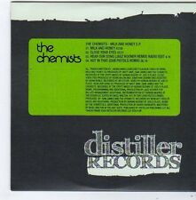 (FG450) The Chemists, Milk and Honey EP - 2009 DJ CD