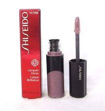 Shiseido Lacquer Gloss Lip Gloss ~ Vl 708 ~ 0.25 oz ~ BNIB