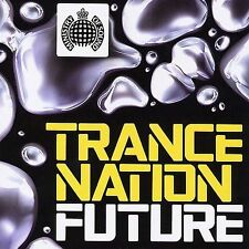 FREE US SH (int'l sh=$0-$3) NEW CD Various Artists: Trance Nation: Future