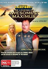 National Lampoon's - The Legend  Of Awesomest Maximus (DVD, 2010)
