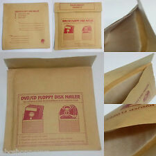 DVD/CD Floppy Disk Mailer Envelope - With Sticker & Sponge Insider (IC-30/03)