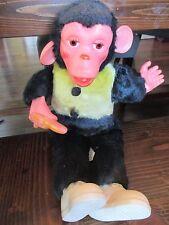 Vintage Mr Bim Zippy Howdy Doody Plush Monkey W/ Rubber Face & Hands