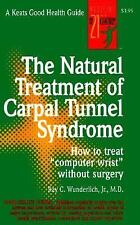 The Natural Treatment of Carpal Tunnel Syndrome-ExLibrary