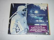 ROBBIE ROBERTSON How To Become Clairvoyant CD 2011 NEW Sealed
