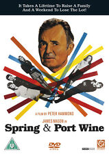 SPRING AND PORT WINE (DVD) (New)