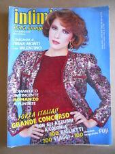 INTIMITA' n°2195 1988 Ivana Monti - Con inserto    [GS47]