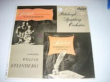 Schubert Sym. 2 and Sym 8 Pittsburgh Symphony Orchestra German Import VG Capitol