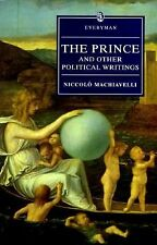 The Prince and Other Political Writings by Niccolò Machiavelli (1995, Paperback)
