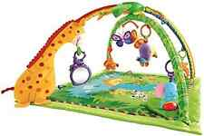 Rainforest Melodies and Lights Deluxe Gym Stimulates Growing By Fisher-Price .