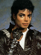 MICHAEL JACKSON UNSIGNED PHOTO - 8089 - DIRTY DIANA, BAD & YOU ARE NOT ALONE
