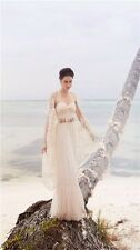 BHLDN NICETIES DRESS 0 Ash Pink Tulle VA ET VIEN GOWN Wedding Prom Bridesmaid