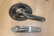 SHIMANO FC-M4050 Alivio 40/30/22T Triple Chainset 3x 9 speed 170mm HollowTech 11