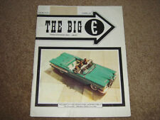 The Big E Edsel Magazine Summer 1978 Featuring The Edsels Ran at Indy Mint