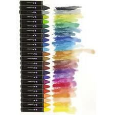 PRIMA Water Soluable  Oil Pastel Wax Crayons NEW!!!  24/pkg. Watercolor Painting