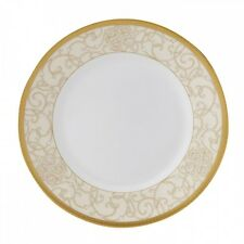 Wedgwood Celestial Gold Salad Accent Plate Waterford China Dinnerware Giftware