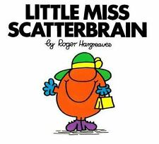 Little Miss Scatterbrain (Mr. Men and Little Miss)-ExLibrary