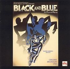 Various Artists Black And Blue: A Musical Revue (1989 Or CD