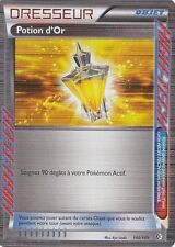Potion d'Or- N&B -Frontieres Franchies- 140/149-Carte Pokemon Neuve France