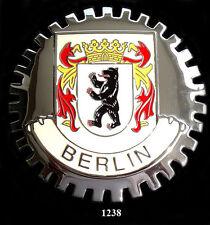 GERMAN CAR  GRILLE  BADGES - GERMANY(BERLIN)