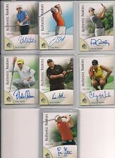 2013/14 SP Authentic Cheyenne Woods Certified Autograph RC Card 88, #125/699